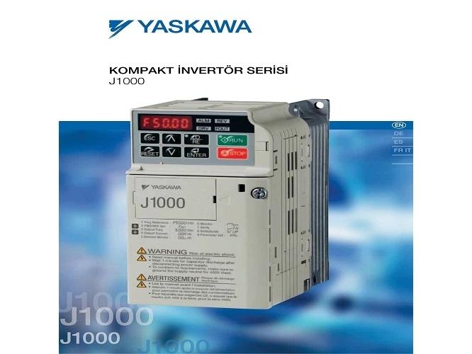 Yaskawa J1000 INVERTER