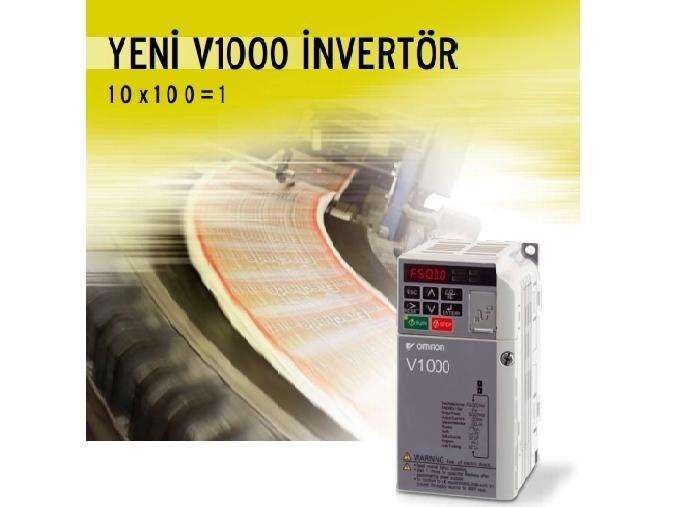 Yaskawa V1000 INVERTER