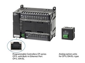 OMRON CP1L-EL20DR-D
