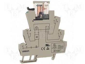 OMRON G2RV-SL500-110 VAC