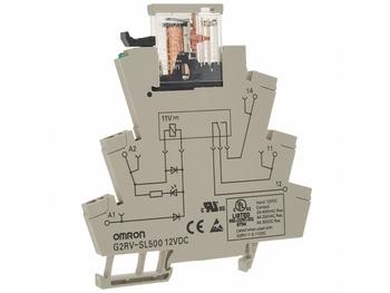 OMRON G2RV-SL500-12 VDC