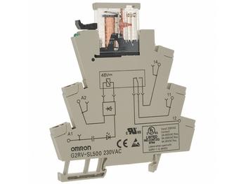 OMRON G2RV-SL500-230 VAC