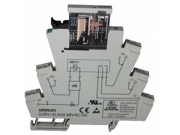 OMRON G2RV-SL500-48 VAC/DC