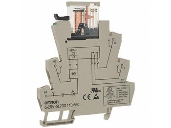 OMRON G2RV-SL700-110 VAC